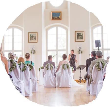 Photographie Caterina Mehner - Hochzeitsfotografie - Trauung